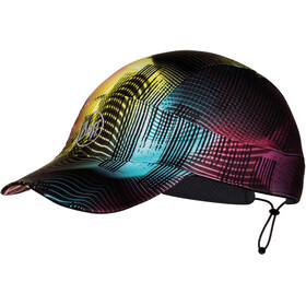 Buff Pack Run Headwear black/colourful